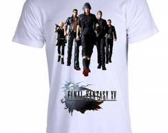 Camiseta Final Fantasy XV - 12