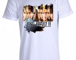 Camiseta Final Fantasy XV - 13