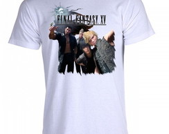 Camiseta Final Fantasy XV - 14
