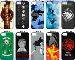 capinha capa celular GAME OF THRONES GOT
