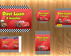 Arte Kit Digital - Carros