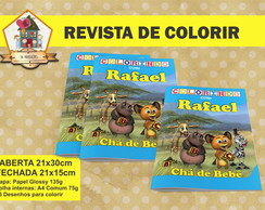 REVISTA DE COLORIR