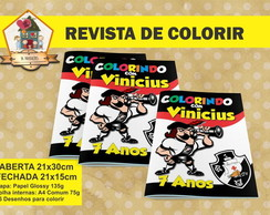 Revista Para Colorir VASCO