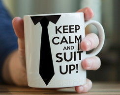 Caneca Suit Up - Xicara 588