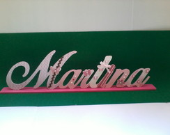 Nome decorado Martina