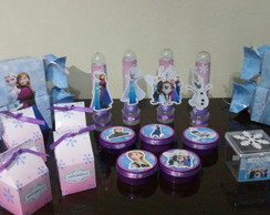 Kit personalizados Frozen 50 pcs