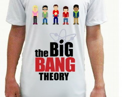 Camiseta Big Bang Theory longline 15