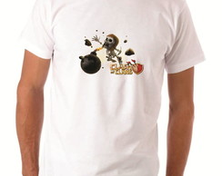 Camiseta Clash of Clans Destruidor Muros