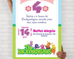 CONVITE DIGITAL BACKYARDIGANS II