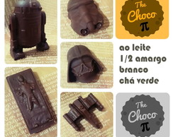 Chocolate Star Wars