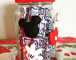 Pote de Doces - Mickey - Biscuit