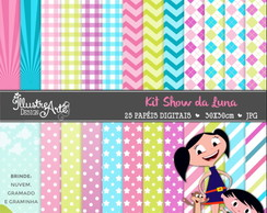 Papel Digital Show da Luna