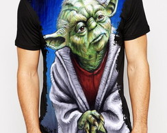 CAMISETA STAR WARS - YODA 02