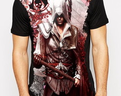 CAMISETA ASSASSINS CREED EZIO