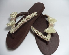 Chinelo Havaiana Decorado