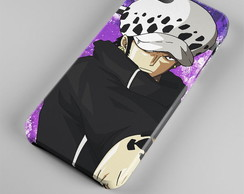Capinha Case Anime One Piece Law 0005b