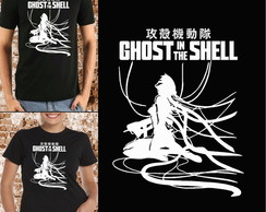 CAMISA GHOST IN THE SHELL