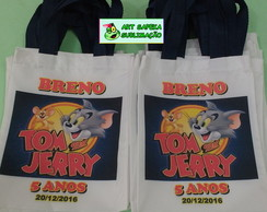 Eco Bag Tom Jerry