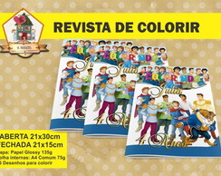 Revista Para Colorir PRINCIPES