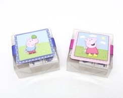 Dominó - Peppa e George Pig