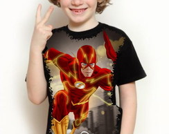 CAMISETA THE FLASH 03