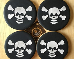 Biscoitos Decorados - Piratas