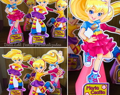 Polly Pocket - Display de mesa