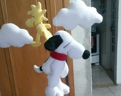 Mobile Snoopy e Wooldstock