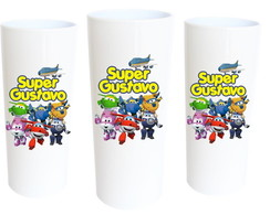 Copo Long Drink Super Wings
