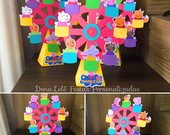 Peppa Pig - Display Roda gigante