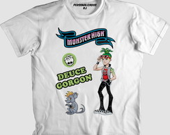Camisa DEUCE GORGON - MONSTER HIGH