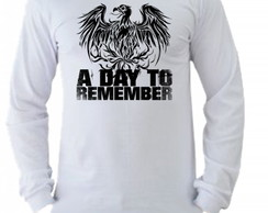 Camiseta A Day to Remember manga longa 1