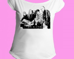 Camiseta Alice in Chains gola canoa 2