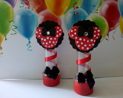 Tubetes da Minnie