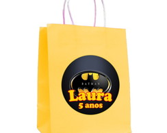 Kit 30 Sacolas Batman
