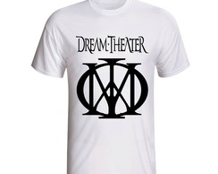 Camiseta Dream Theater Banda Rock