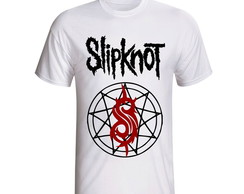 Camisa Camiseta Slipknot Banda Rock
