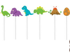 Toppers Dinossauros