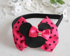 Tiara minnie pink