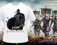 Camisa - For Honor