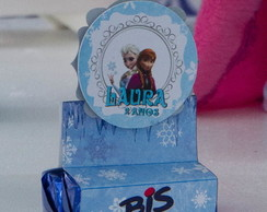 Scrap de Chocolate Duplo - Frozen