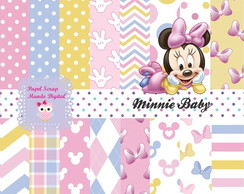KIT PAPEL DIGITAL MINNIE BABY 23-2