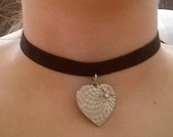 Colar estilo Chocker