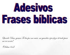Adesivos Evangelicos Elo7