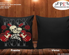 Almofada Rock in Roll