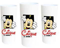 Copo Long Drink Mickey Mouse