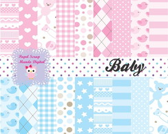 KIT PAPEL DIGITAL BABY 2-4