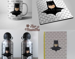 Kit Presente - Batman