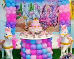 Tema Barbie Princesa
