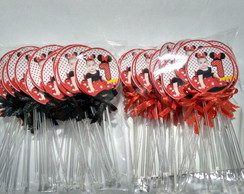 Toppers Personalizados minnie
